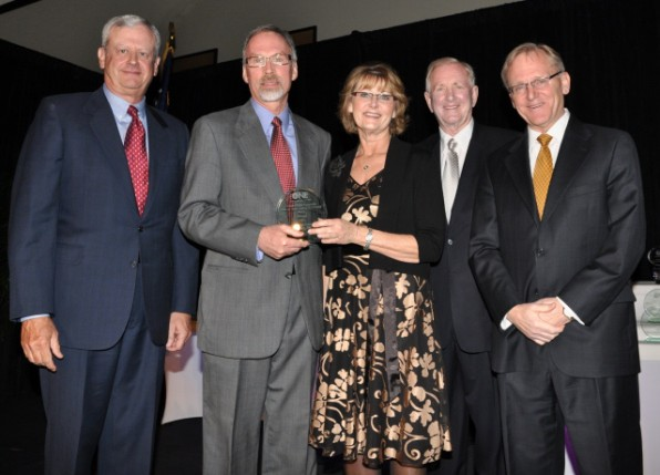 Health Services Foundation was honored as a finalist for the 2011 Oklahoma Nonprofit Excellence award for Seniors